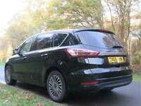 2019 Ford S-MAX 2.0 ECOBLUE 150 TITANIUM AUTO (S/S) 5DR 7 SEAT AUTOMATIC SAT