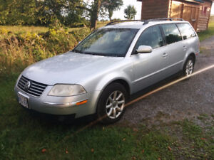 2004 Volkswagen Passat Wagon (Price reduced to sell)