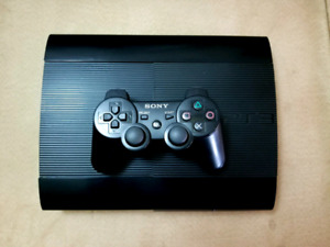 PS3 Super Slim 500GB (5th Generation) 5 games included!!!