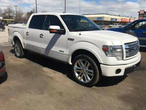2013 F150 Limited - FULLY LOADED