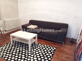 Superb & perfectly located REFURBISHED 1 BEDROOM Kings X flat with SEPARATE KITCHEN and RECEPTION.