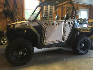 2011 rzr trade for truck