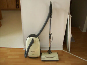 KENMORE  VACUUM  -- WITH HEPA FILTER