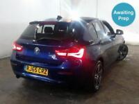 2015 BMW 1 SERIES 118i [1.5] Sport 5dr