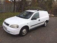 2004/53 Vauxhall Astra van 1.7 cdti ✅CLEAN DRIVE GOOD BARGAIN