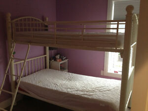 Wrought iron bunk beds for sale