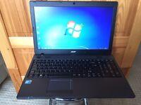 Acer i3 Very Fast HD Laptop, 640GB, 4GB Ram, Like New, (Kodi) Microsoft office, Windows 7