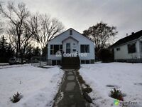 Income Property! Bungalow with basement suite seperate entrance!