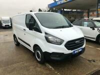 2019 Ford Transit Custom 2.0 TDCi 105ps Low Roof Van PANEL VAN Diesel Manual