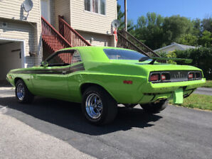 1973  Dodge Challenger 440 Six Pack