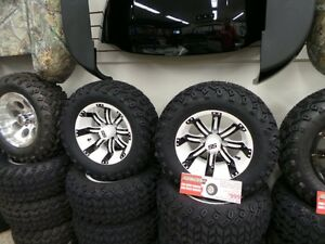 SAVE THE TAX ON ALL INSTOCK GOLF CART WHEEL AND TIRE PACKAGES Belleville Belleville Area image 5