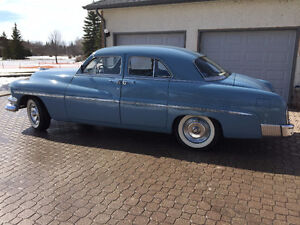 Classic 1951 Mercury Sport Sedan for sale