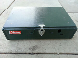 Coleman camp stove/ grill