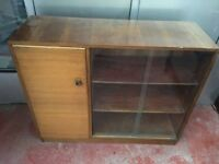 Retro Side Unit / Display Cabinet