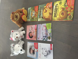 Hallmark interactive story book buddies - $40 for all