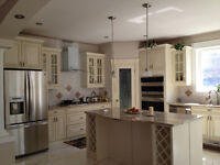 Custom Woodwork, Kitchen, Bathrooms and more, German experience