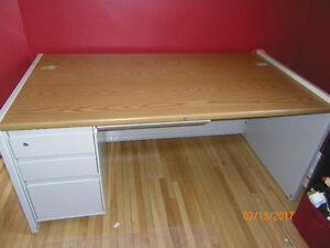 Metal office or sewing desk **Price Reduced**