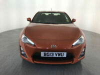 2013 TOYOTA GT86 D-4S COUPE 201 BHP SERVICE HISTORY FINANCE PX