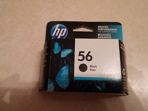 HP INK CARTRIDGE #56