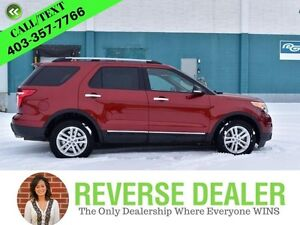 2014 Ford Explorer XLT  Navigation, AWD, Sunroof, Beautiful!