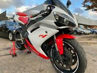 YAMAHA R1 IMMACULATE CONDITION 1 OWNER LOW MILES