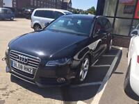 Audi A4 Avant 2.7 TDI S Line Multitronic 5dr CONROD HAS POPPED OUT NON RUNNER