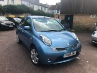 Nissan Micra 1.2 16v N-TEC 5dr£2,795 well looked after