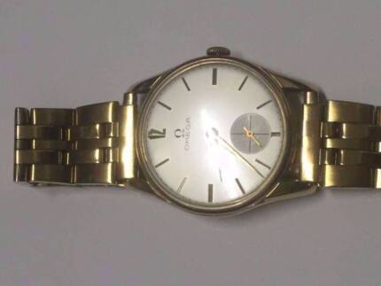 Genuine 9 ct gold Omega Wind up Dandenong Greater Dandenong Preview
