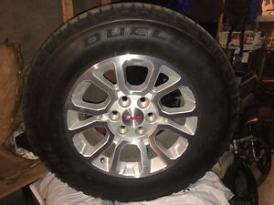 265/65R18 Bridgestone Dueler AT's - NEW