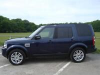 Land Rover Discovery 3.0 SDV6 HSE LUXURY 7ST 4WD AUTO