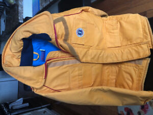 Mustang Floater sailing jacket