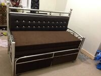 Sofa bed whith storage