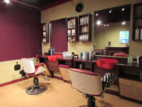 Hair Salon for rent or sale