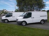 FORD TRANSIT 280 85PS VAN 59 REG FROM 107,400 MILES AIR CON