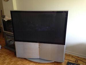 TV Plasma Sony 61 po
