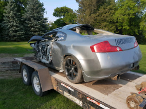04 G35 part out