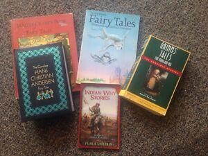 Waldorf Fairy Tales - Grimms, Hans Christian Andersen, etc London Ontario image 1