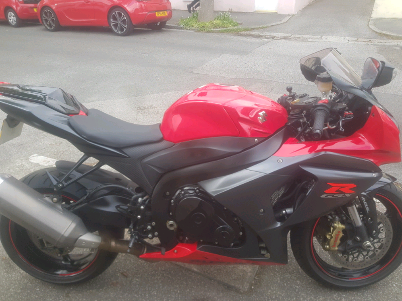 GSXR 1000 ABS   in Falmouth, Cornwall   Gumtree
