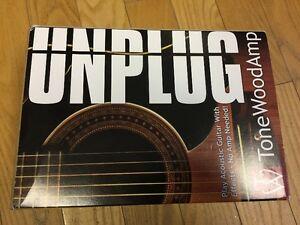 ToneWoodAmp for Acoustic Guitar