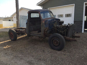 Parted out 1951 GMC 9430 5 window