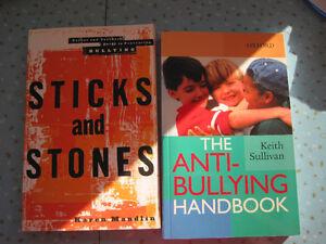 2 Anti-Bullying Resource Books