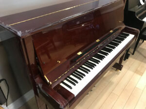 Boston 118E Performance Edition by Steinway & Sons