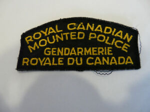 RCMP obsolete patch