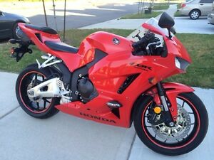 Honda CBR 600 RR Cambridge Kitchener Area image 2