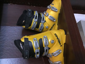 Youth Head ski boots