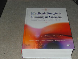 Medical-Surgical Nursing in Canada