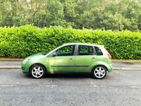Ford Fiesta Zetec. 2006. Long MOT. Just like, Corsa, Polo, Jazz, Punto
