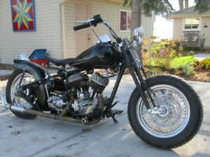 Motorcycle Rolling Chassis For Sale