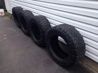 35 x 12.5 x 20 Toyo Open Country M/T