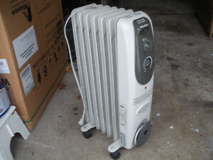 Space heater for a room